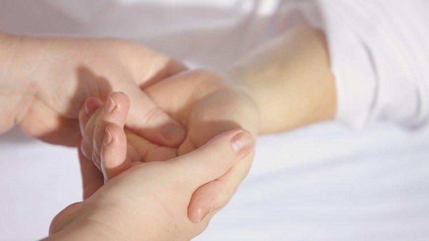 Kennen Sie Ihre Handreflexzonen?