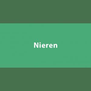 Nieren